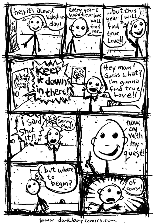 Scooterboy – Valentines Special #1 – p.2