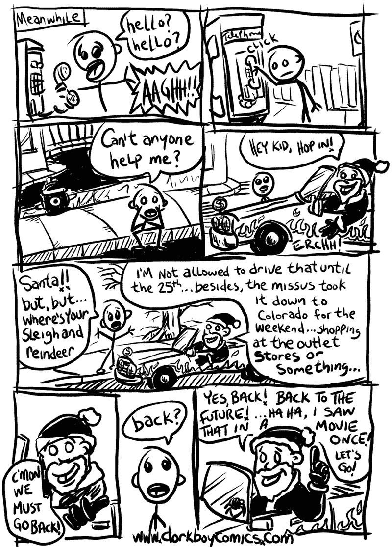 Scooterboy Christmas 2003 – p.4