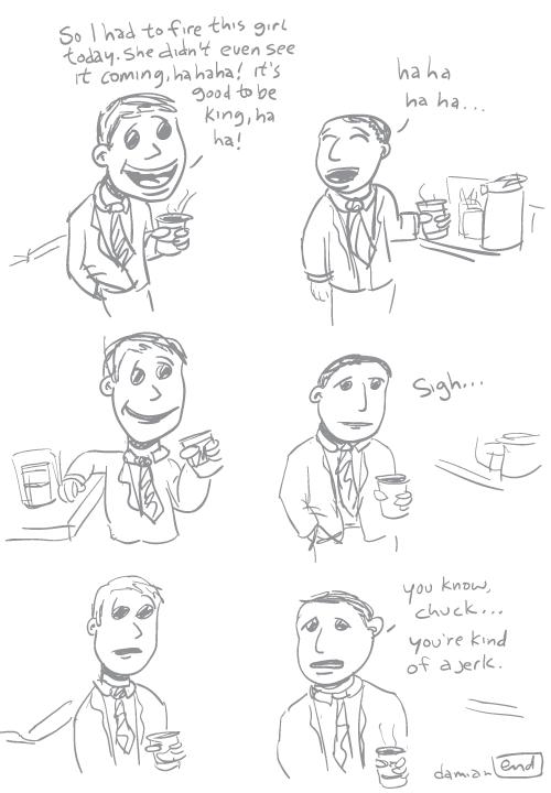 sketchbook – suit and tie guys