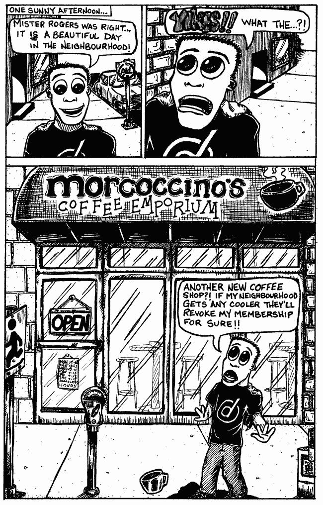 dorkboy #5.1  page 1