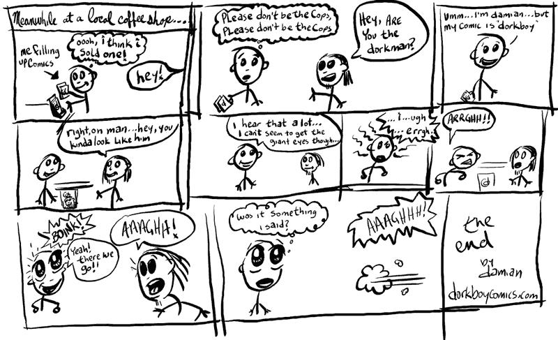 Scooterboy – dorkboy eyes