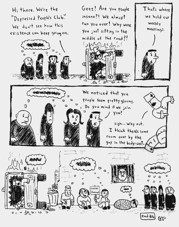 Comic Jam – Homeless p.6 – Conor