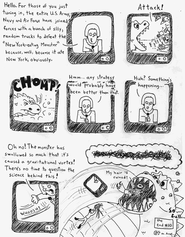 Comic Jam – Homeless p.10 – Conor