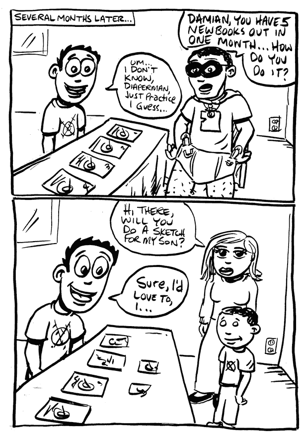 a day in the life… (24 hr comic) p.17