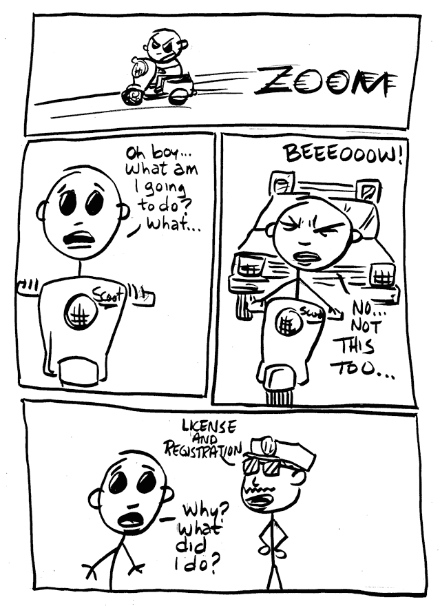 a day in the life… (24 hr comic) p.20