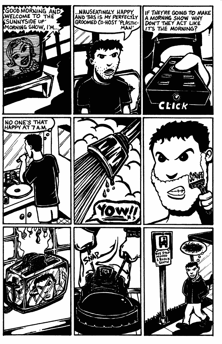 Workin' Jones #1 – p.1