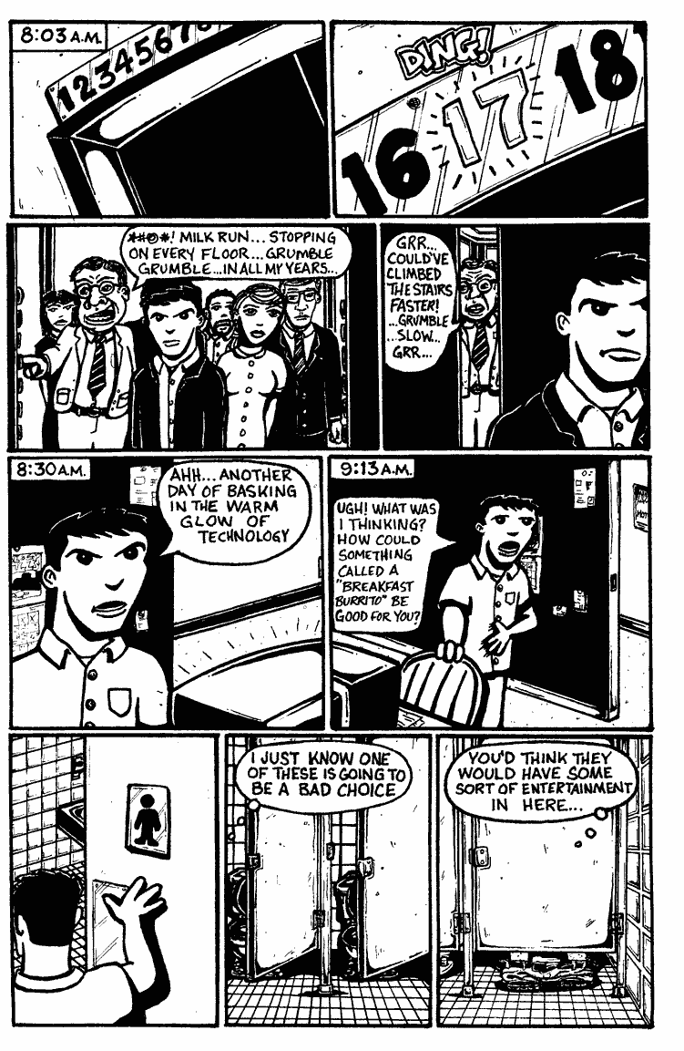 Workin' Jones #1 – p.4