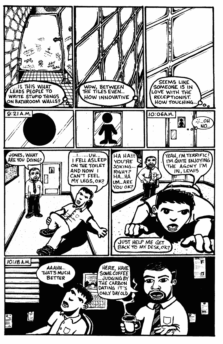 Workin' Jones #1 – p.5