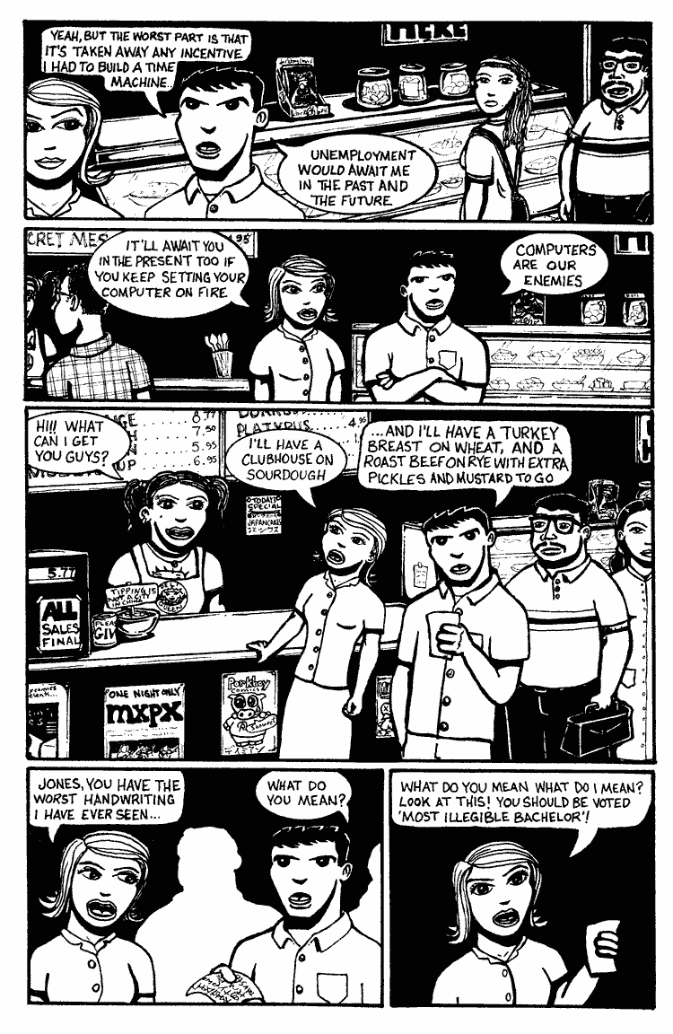 Workin' Jones #1 – p.11
