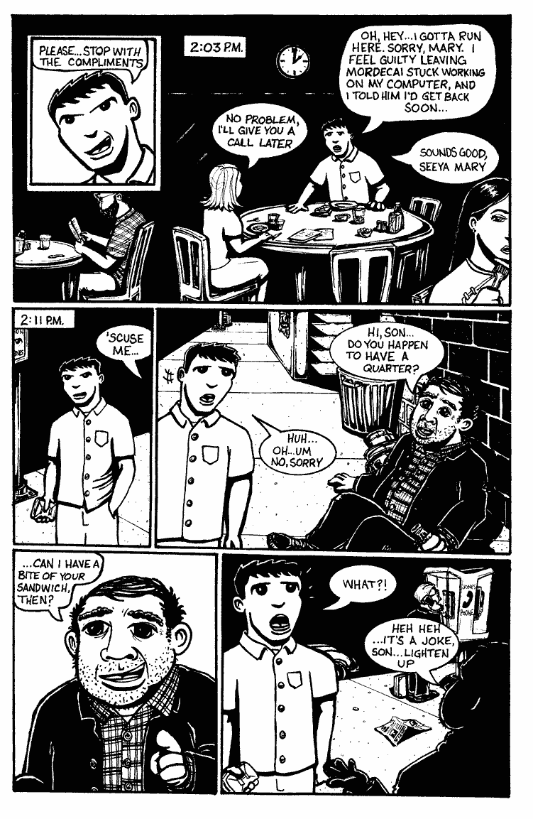 Workin' Jones #1 – p.12