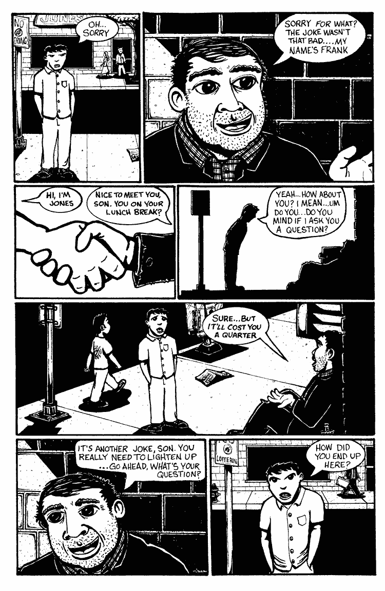 Workin' Jones #1 – p.13