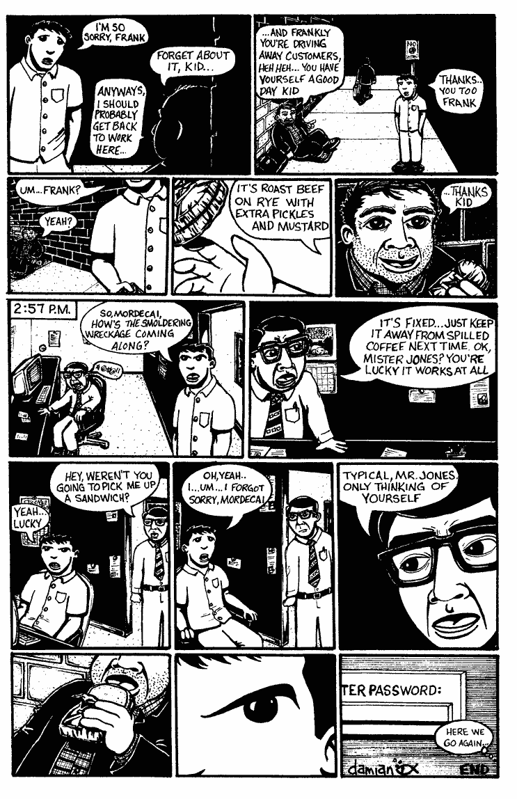 Workin' Jones #1 – p.16