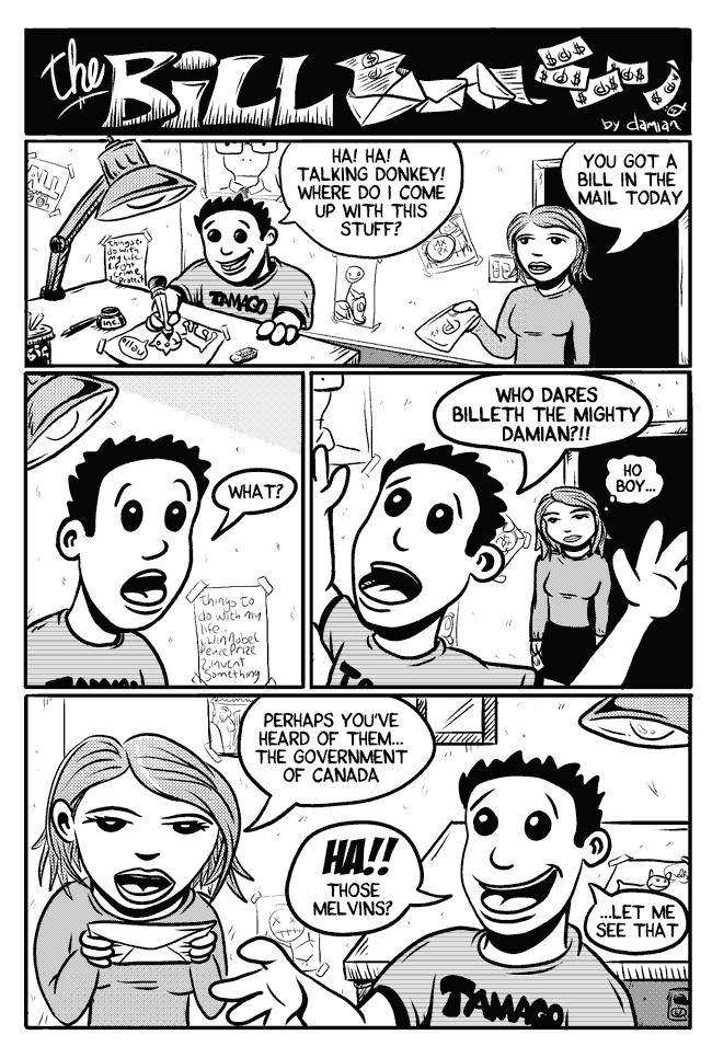The Bill – p.1