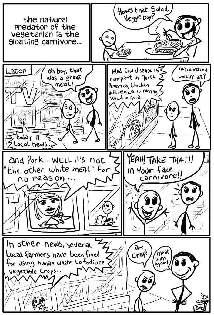Scooterboy – vegetarian
