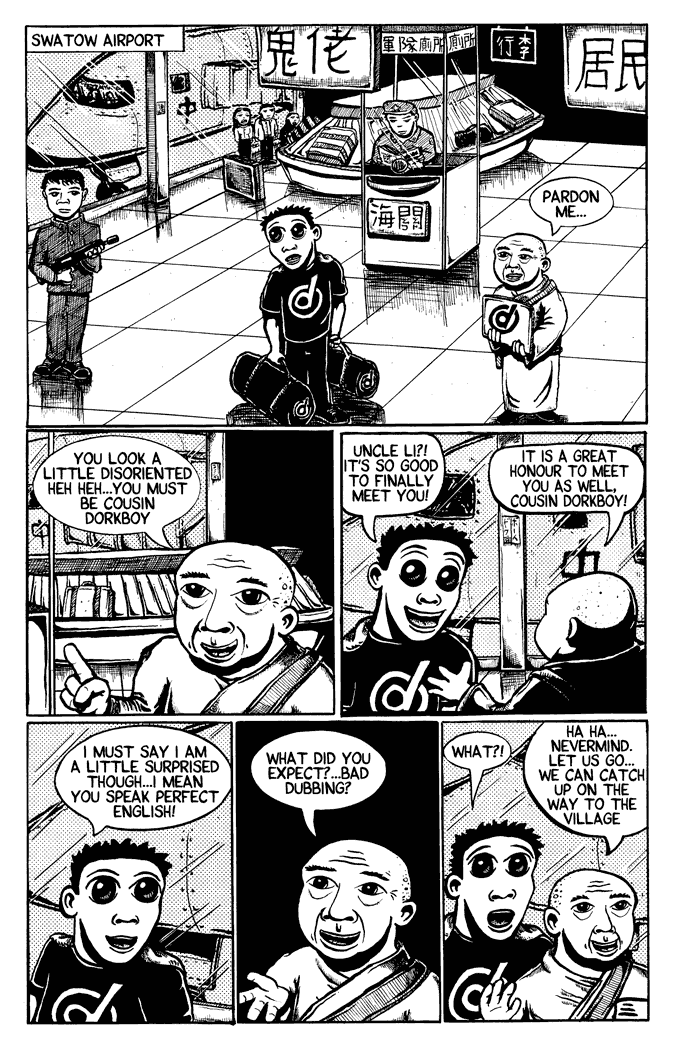 dorkboy #6.1 – China p.3