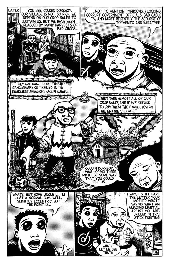 dorkboy #6.1 – China p.4