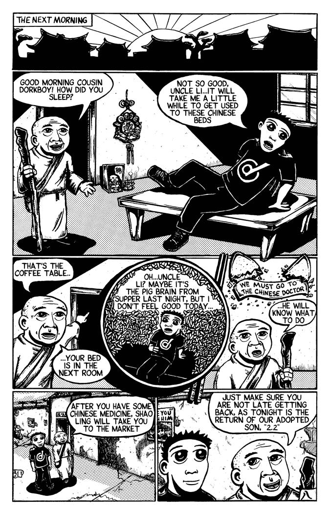 dorkboy #6.1 – China p.8