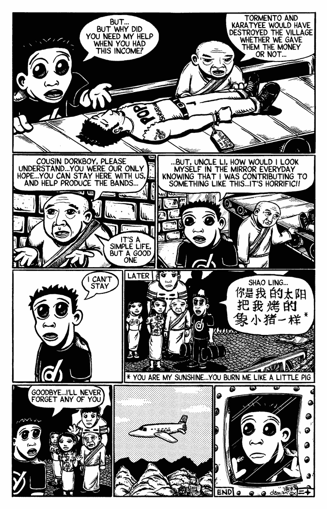 dorkboy #6.1 – China p.20