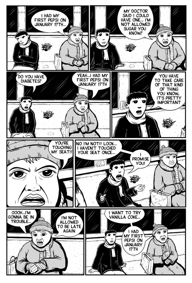 Workin Jones #2 – page five