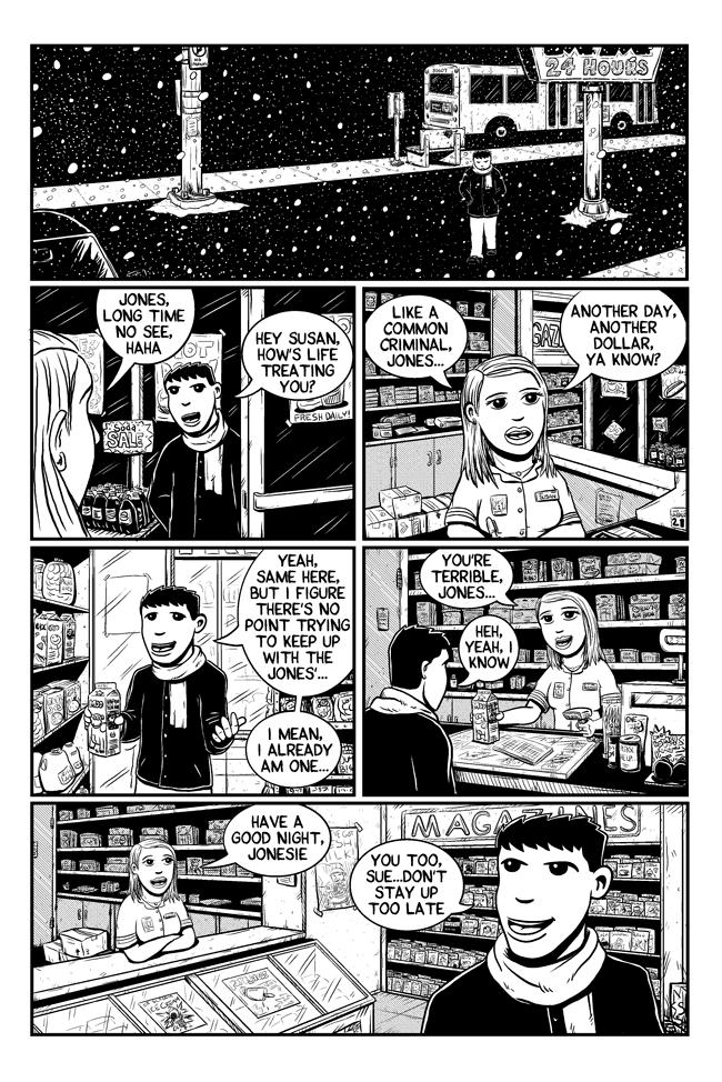Workin Jones #2 – page seven