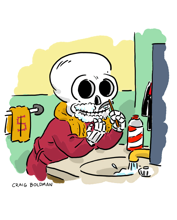Skully fanart! by Craig Boldman