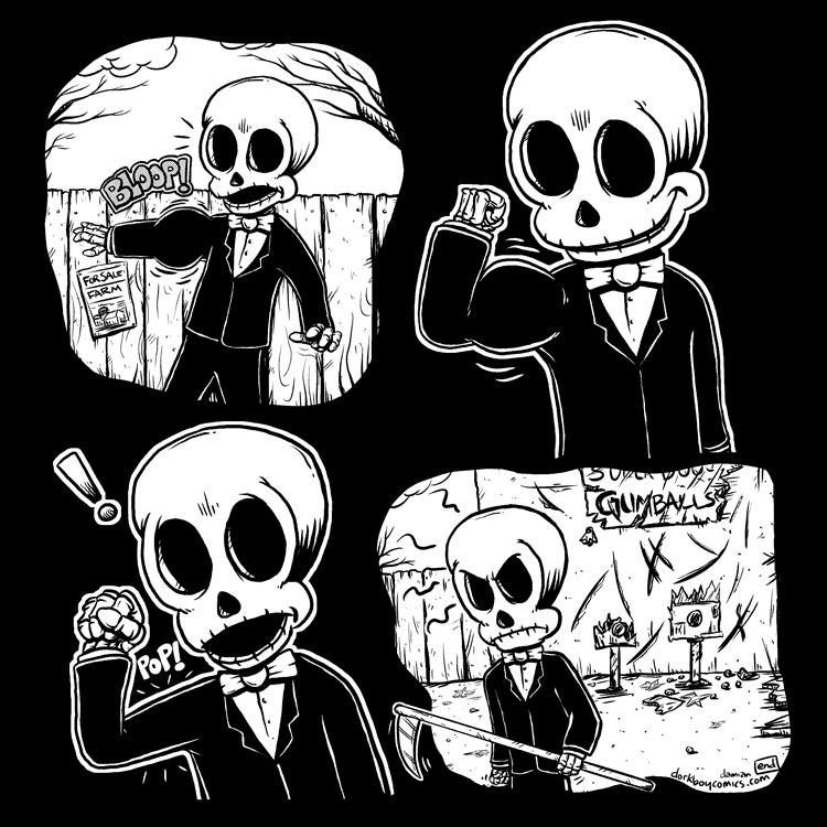 Skully – Lucky Dollar part five