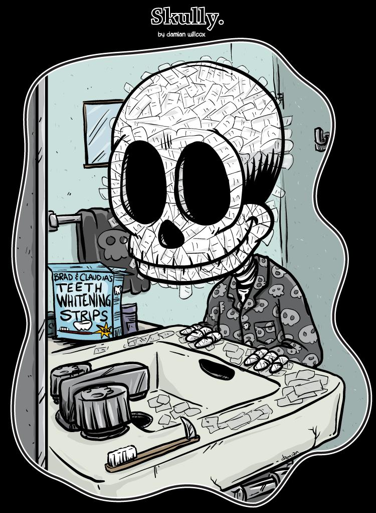 Skully – Killer Smile