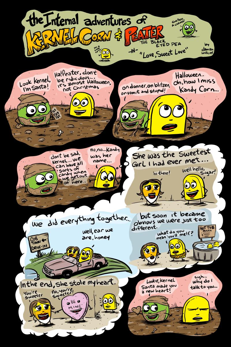 Kernel Corn – Sweet Memories (fibre p.9)