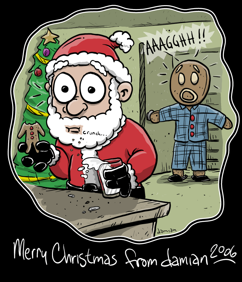 Bad Santa! Christmas 2006