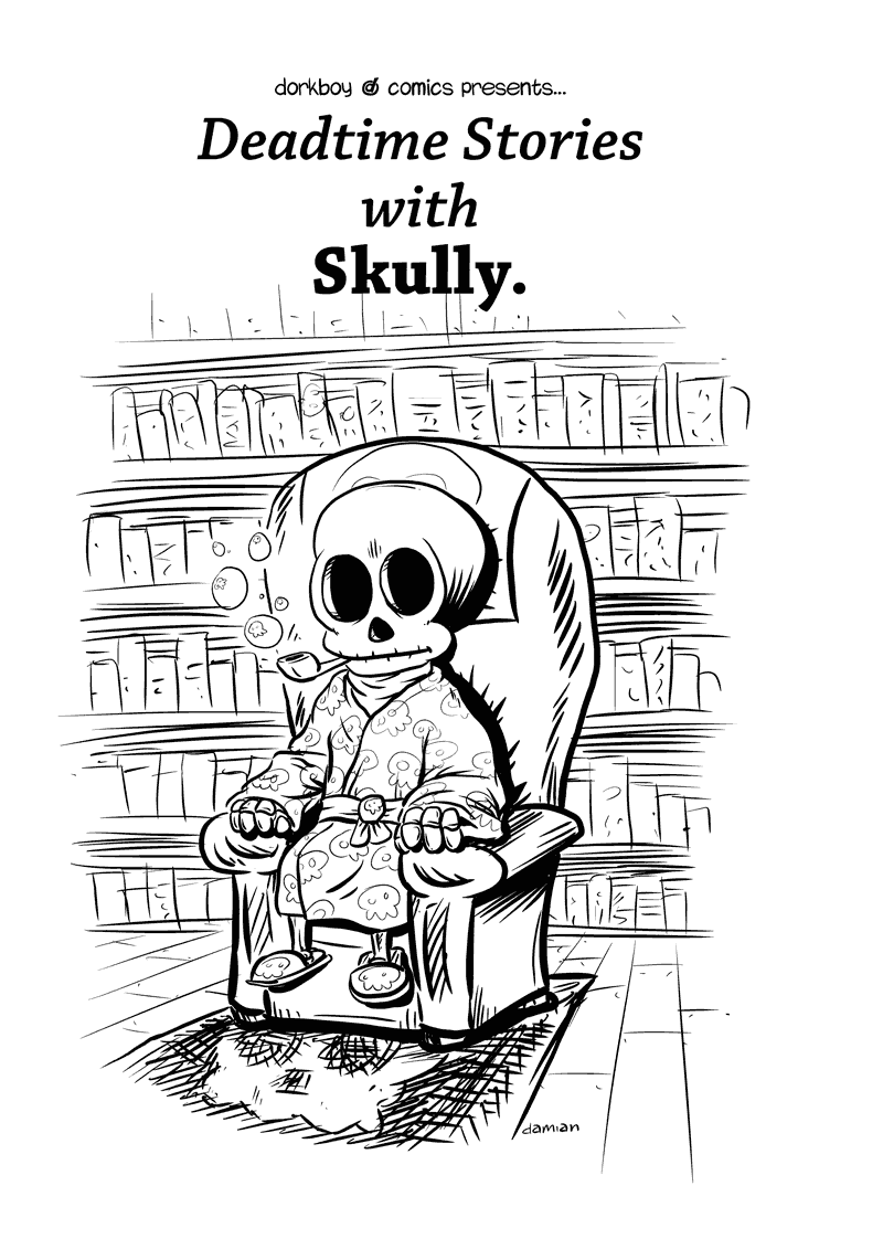 Skully – Deadtime Stories