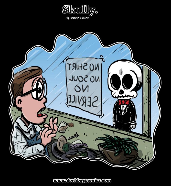 Skully – 'No Shirt…'