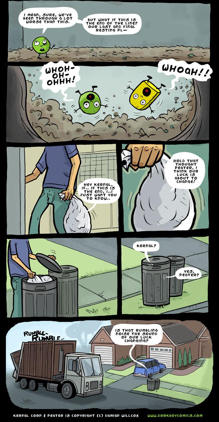Chris Jones Guest Kernel Corn Comic! – 2 of 2