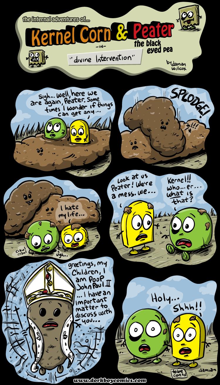 Kernel Corn – Divine Intervention