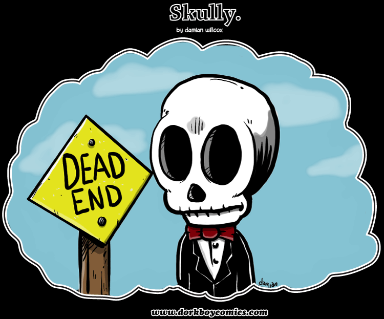 Skully – End of the Road