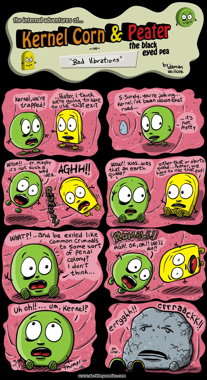 Kernel Corn – Bad Vibrations