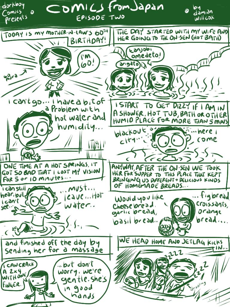 Comics from Japan #2