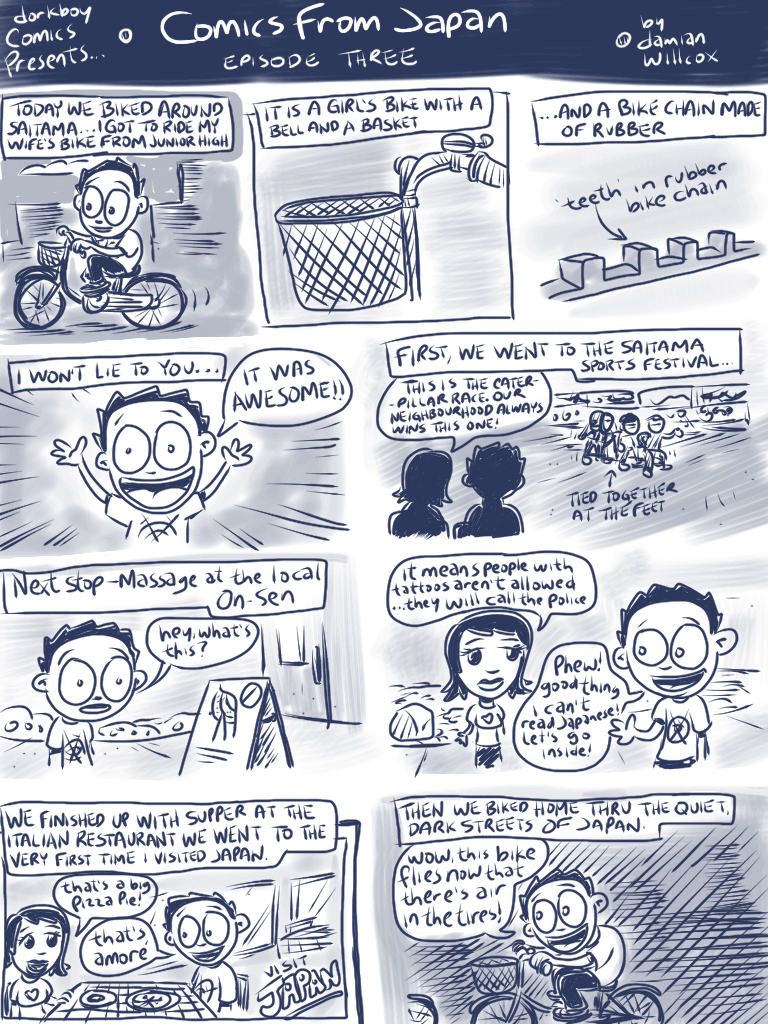 Comics from Japan #3