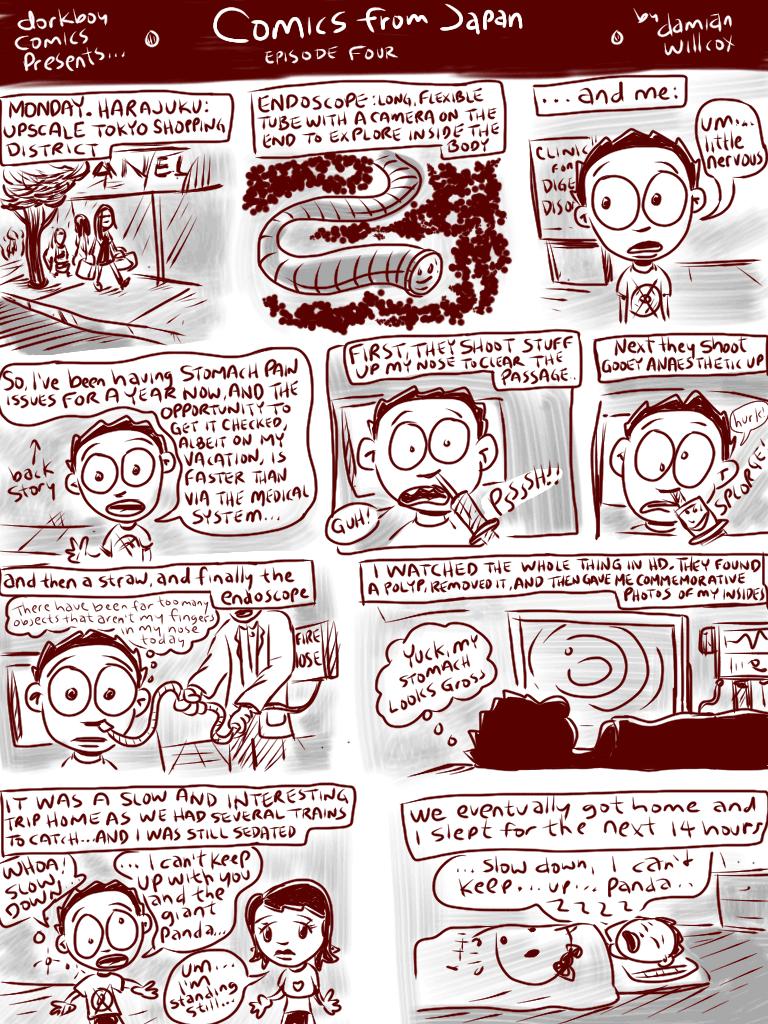 Comics from Japan #4