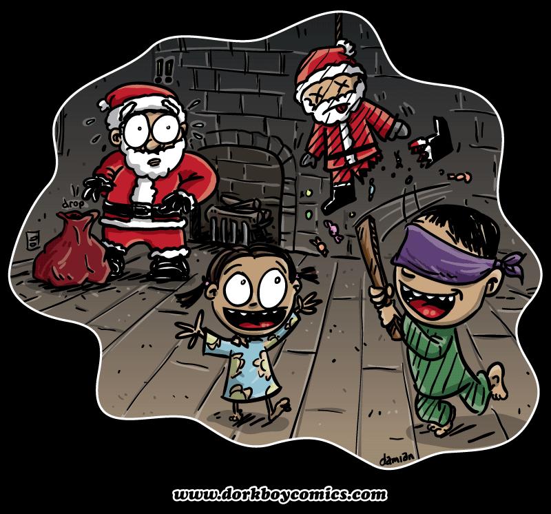 Christmas Battery