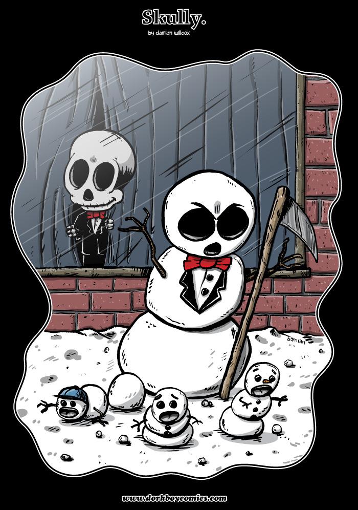Skully – snow escape