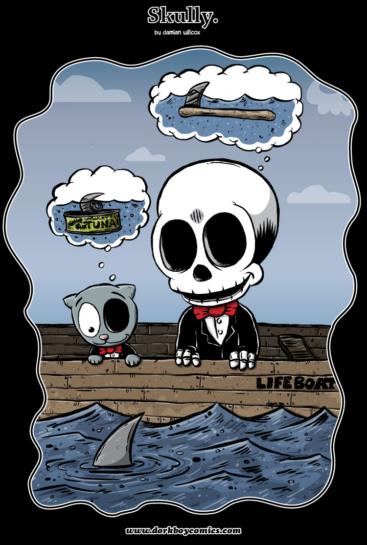 Skully – fish story