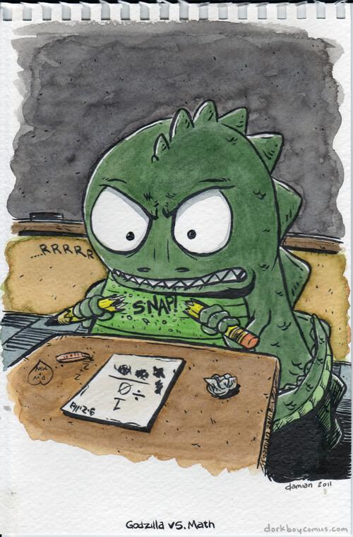 Godzilla's toughest battle yet