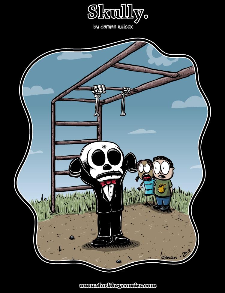 Skully – Bungle Gym