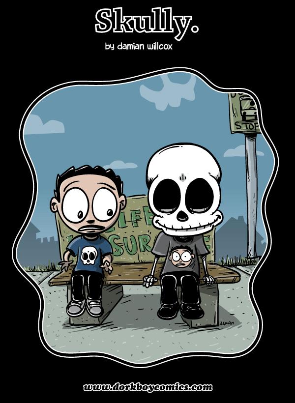 Skully – Teed Off
