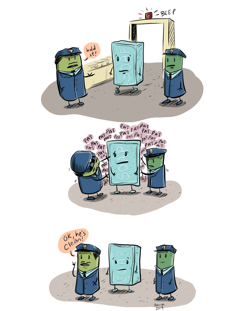 Lye Detector