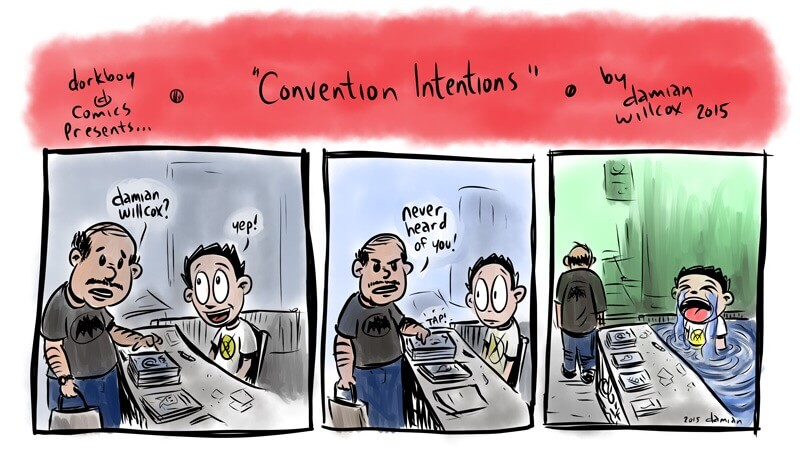 Convention Intentions