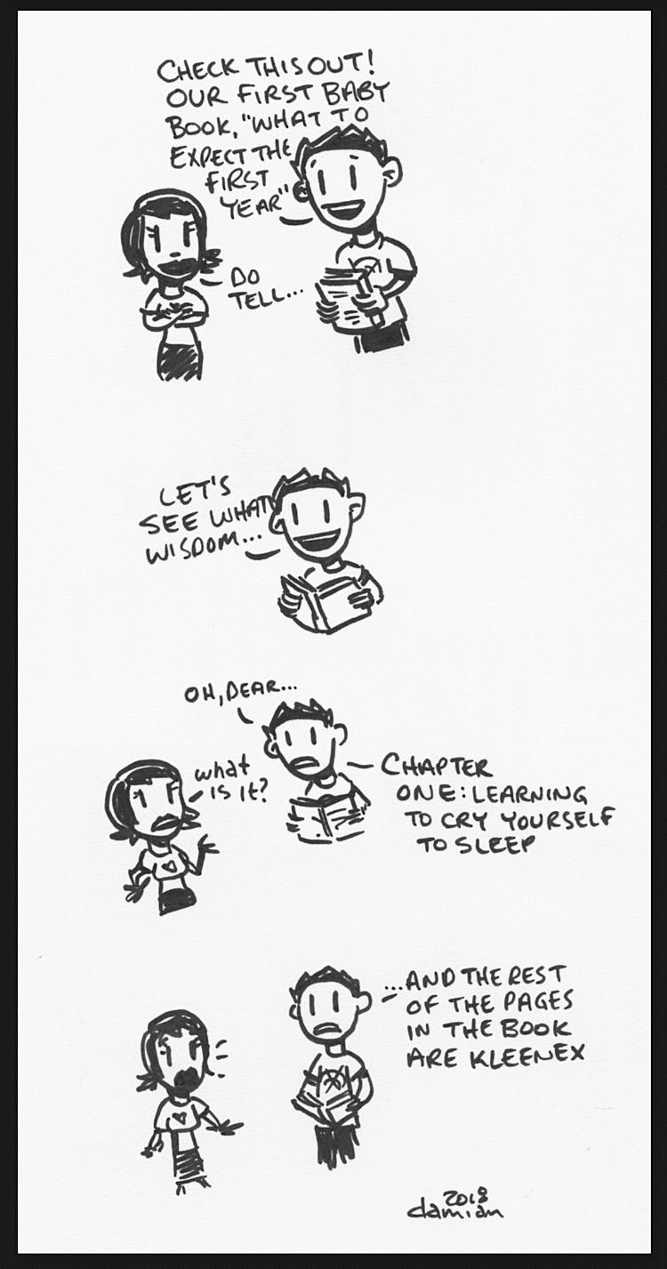 """""""Bad Parent – everyday I write the book"""""""