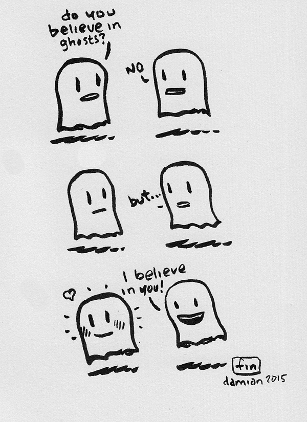 A Ghost Love Story