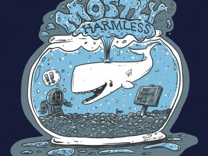 mostly harmless fishbowl whale