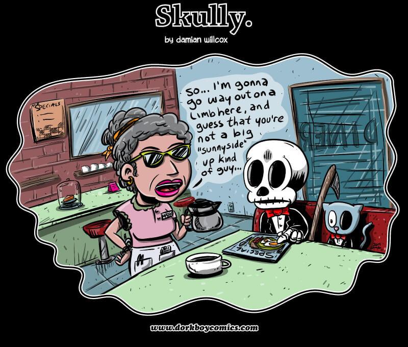 Deadly Diner